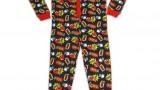 Pyjama (5 à 12 Ans) Angry Birds – Combinaison- Garçon