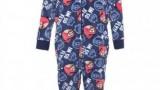 Pyjama Combinaison (5 et 7 ans) Angry Birds Garçons