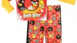 Pyjamas (4 à 10 ans) Angry Birds Rouge et jaune