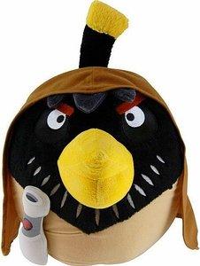 Obi-Wan Kenobi d'Angry Birds Star Wars – 15 cm – peluche