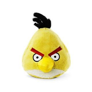 Yellow (l'oiseau jaune) -15cm -peluche