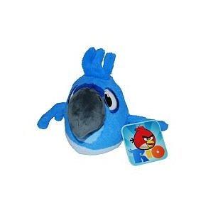 Blue (l'oiseau Bleu) d'Angry Birds Rio -13 cm – peluche parlante