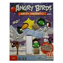 Happy Holidays – Angry Birds – Mattel