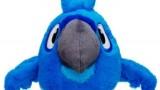 Blue (Bleu) Angry Birds Rio – 13 cm – Peluche