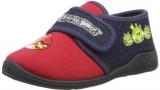 Chaussons (30 à 34) Velcro – Pantoufles garçon -Angry Birds