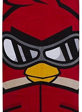serviette (140 x 70 cm) Angry Birds