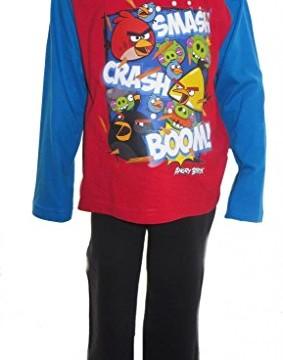 Angry Birds Pyjamas Garçon «Crash» 3-10 ans disponibles