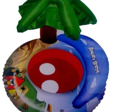 Bouée Pour Bébé avec parasol officielle Angry Birds – Rovio Angry Birds Merchandise