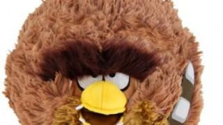 Chewbacca Angry Birds Star Wars – 13 cm – Peluche (vendu par Angry Birds)