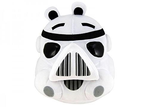 StormTrooper d'Angry Birds Star Wars – 12 cm – Peluche
