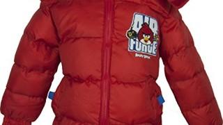 Manteau / Doudoune (4-8-10 ans) Rouge -Angry Birds