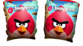 Brassards – flotteurs – ANGRY BIRDS 23X15 CM