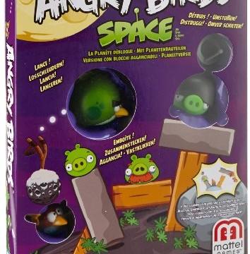 La Planète Débloque – Angry Birds Space -Mattel