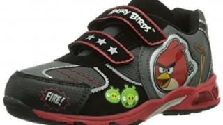 baskets (17-22) – Sneakers -chaussures garçon – Angry Birds