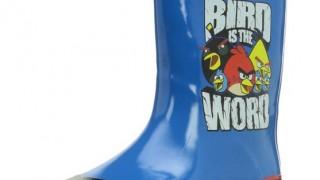 Bottes en caoutchouc (28 à 35) Angry Birds