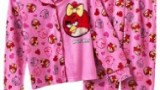 pyjama Ruby (4 ans) Rose -Manches longues – Fille-Angry Birds