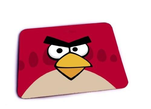 Tapis de souris Red l'oiseau rouge d'Angry Birds