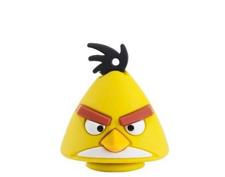 Clé USB 8Go Chuck, l'oiseau jaune d'Angry Birds Emtec A102