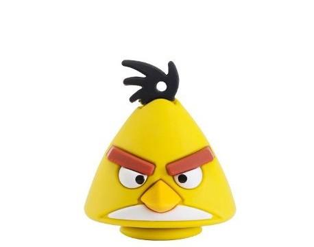 Clé USB 4 Go  Chuck, l'oiseau jaune d'Angry Birds Emtec