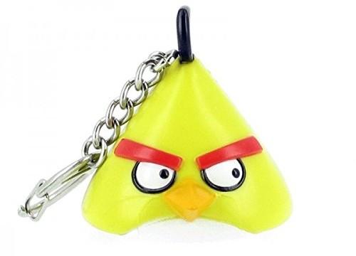 Porte Clé Chuck l'oiseau jaune d'Angry Bird