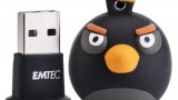 Clé USB 8Go Bomb, l'oiseau noir d'Angry Birds EMTEC