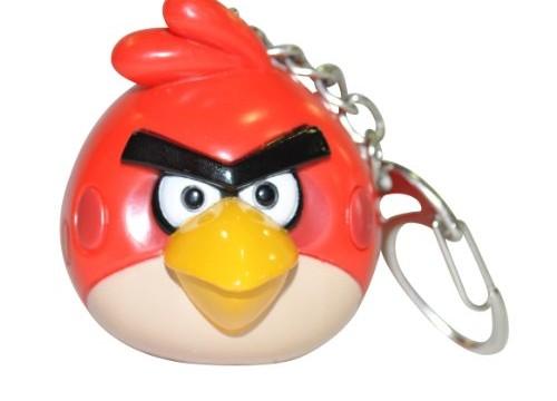Porte – Clés en Blister Angry Birds (Modèle aléatoire)
