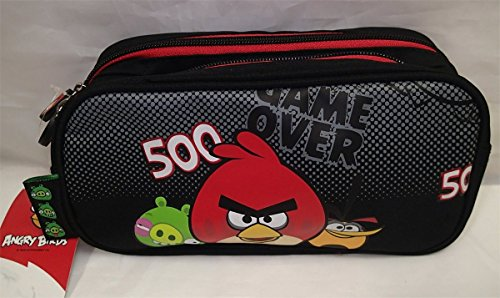 Trousse ( 21x10x8 cm) ANGRY BIRDS Rectangulaire