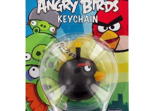 Angry Birds porte-clés