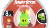 Clé USB 8Go le roi des cochons d'Angry Bird EMTEC