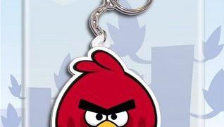 Porte clé Led d'Angry Birds